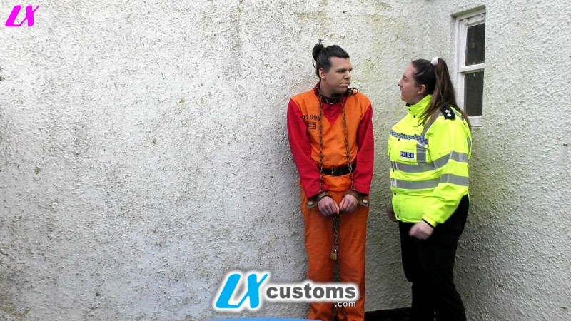 Callum Prison Chains