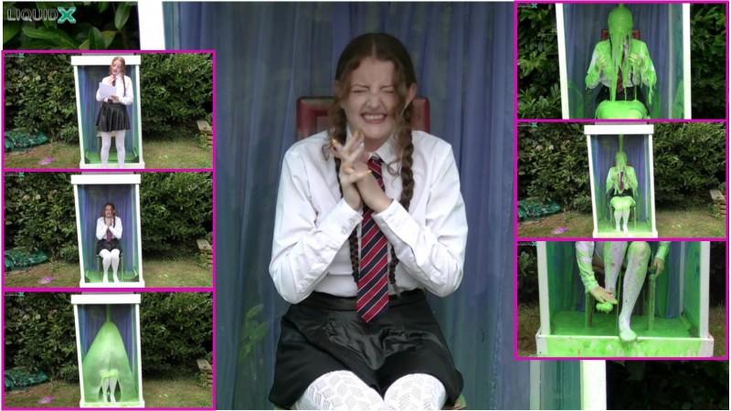 Janey's Messy Detention