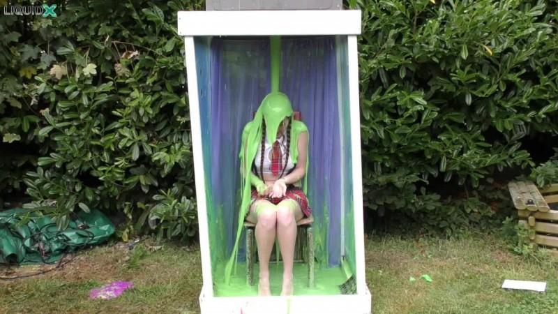 Janey's Adult 'Skool Daze' Costume