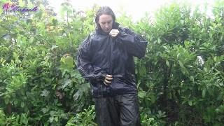 Michaela Caught in the Rain