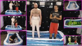 Zane White Lycra Challenge