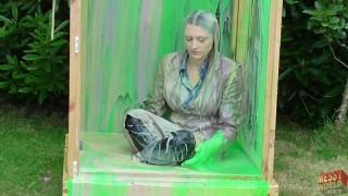 Estate Agent 01: Rachel Gunged