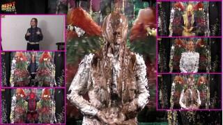 Human Carwash: Janey in Double Denim