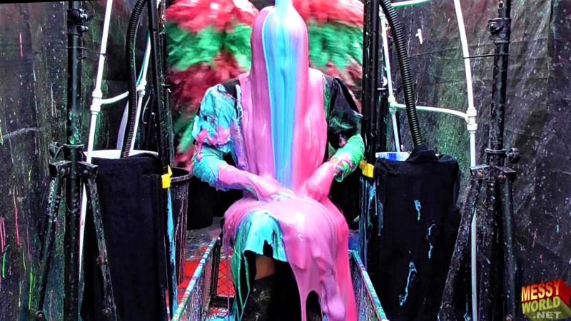 Human Carwash: Karen in Business Wear