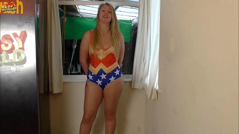 Human Carwash: Kerri Fancy Dress