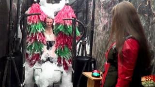 Human Carwash: Lyndsey Brooker Quiz - Round 01