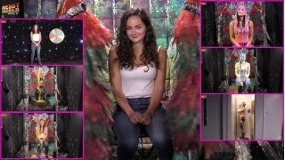 The Human Carwash: Sara in Jeans