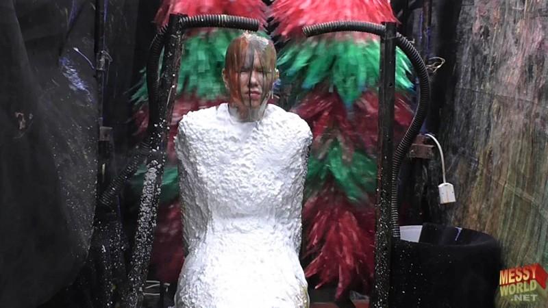 Human Carwash: Tamara Mummified