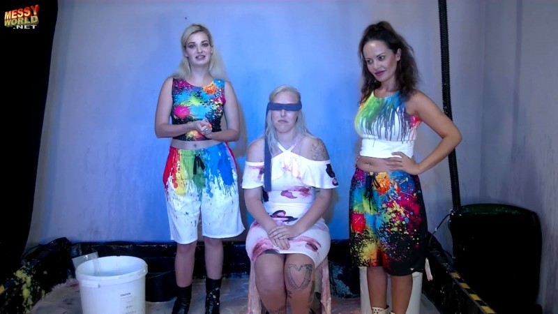 Jayne Slimed by Lisa & Louise