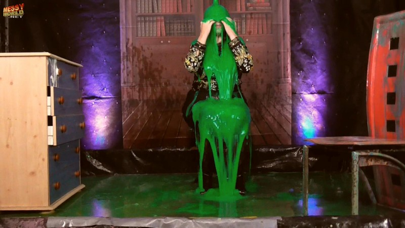 Leak In The Office featuring Michaela
