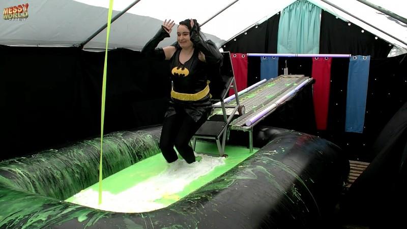 The PLUNGA! • Brook Batgirl