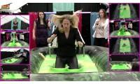 The PLUNGA! • Caitlyn vs Brook