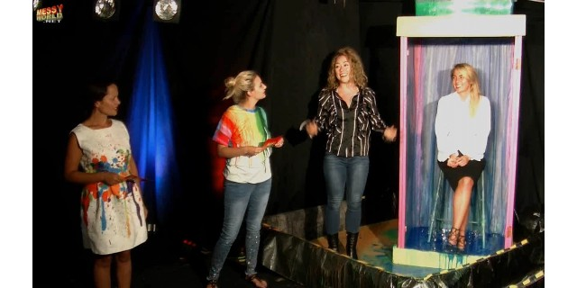 Lisa & Louise; The Rivals - Series 3, Ep.4 - The Gunge Tank