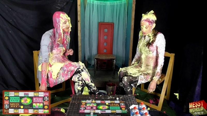SlimeShopper: Debbie vs Crystal