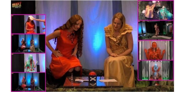 SlimeShopper: Janey vs Caitlyn