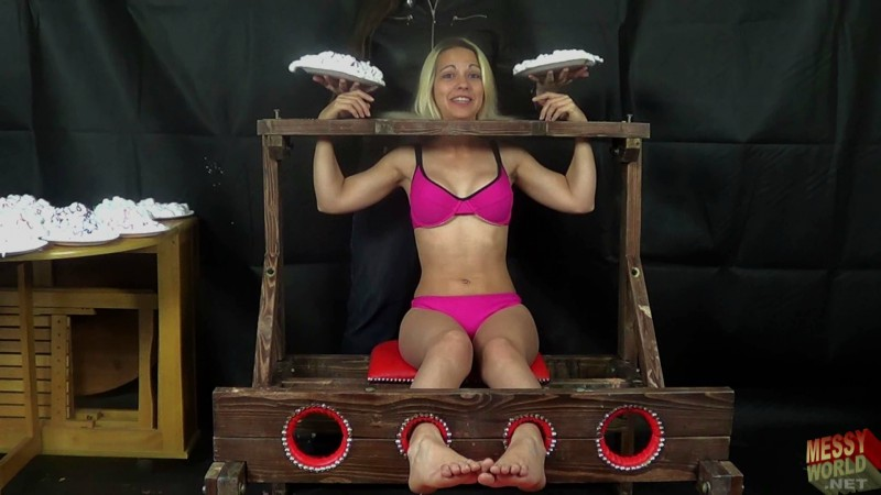 Tamsin in The Pillory System