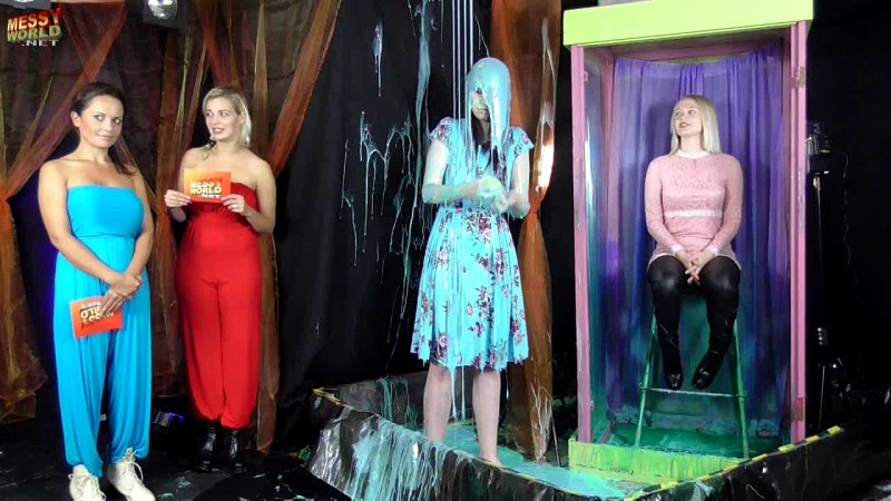 Gunge Tank Quiz with Zoe & Leanne